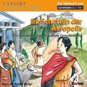 Im Schatten Der Akropolis.Ein Rate
