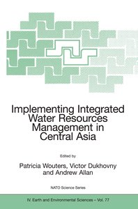 Implementing Integrated Water Resources Management in Central As