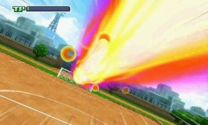 3DS Inazuma Eleven Light