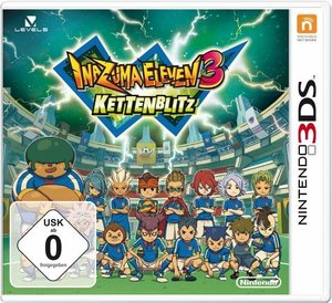 3DS Inazuma Eleven Light