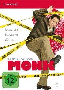 Monk-Season 2 Repl.