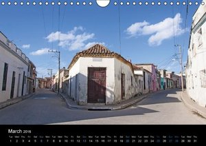 Cuba Highlights (UK-Version) (Wall Calendar 2016 DIN A4 Landscap