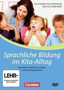 Sprachliche Bildung im Kita-Alltag