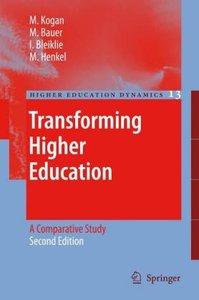 Transforming Higher Education