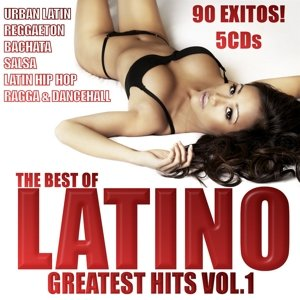 Latino Greatest Hits 2012 (5-Cdbox)