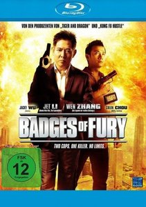 Badges of Fury - Two Cops - One Killer - No Limits