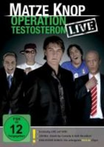 Operation Testosteron-LIVE