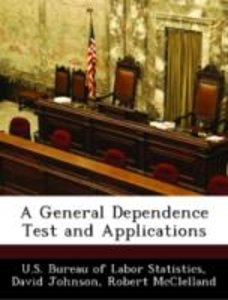 A General Dependence Test and Applications