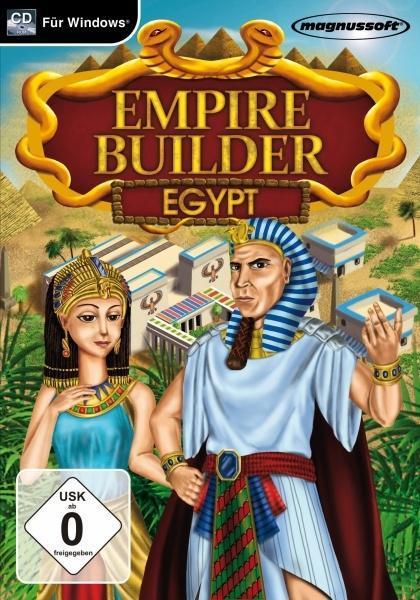 Empire Builder Egypt (PC) - zum Schließen ins Bild klicken