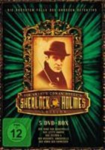 Sherlock Holmes Collection (5-DVD-Box Amaray)