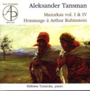 Mazurken/Hommage A Rubinstein