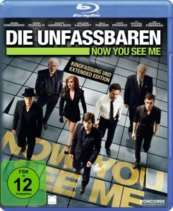 Die Unfassbaren-Now You See Me (Blu-ray)