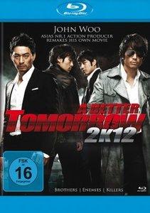 A Better Tomorrow 2K12-Blu-ray Disc