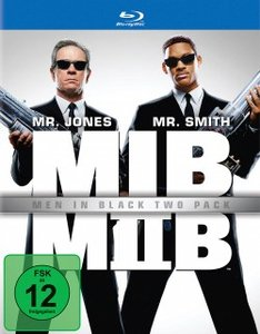 Men In Black & Men In Black 2