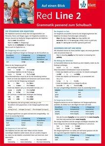 Red Line 2 Grammatik passend zum Schulbuch