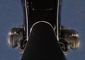 BMW R69S (Posterbuch DIN A3 quer)