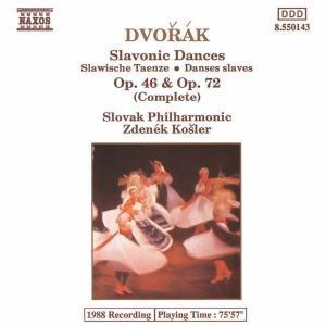 Slawische Tänze op.46+op.72