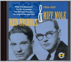 Red Nichols & Miff Mole 1925-1927