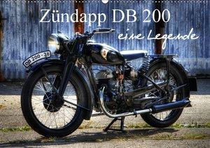 Zündapp DB 200 eine Legende