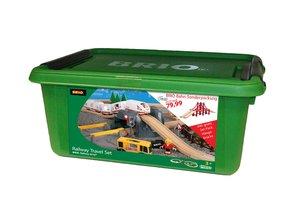 Brio 33169-103 - ICE Batterie Reisezug Set, in Aufbewahrungsbox