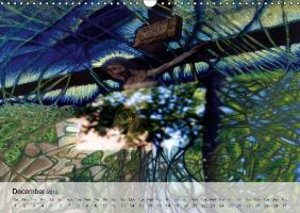 Abstract Photorealism 2015 (Wall Calendar 2015 DIN A3 Landscape)