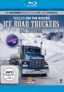Ice Road Truckers - Trucks on the Rocks