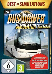 Best of Simulations: Bus-Driver Simulator - Gold-Edition