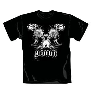 Double Lion (T-Shirt Größe XL)