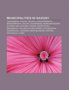 Municipalities in Saxony