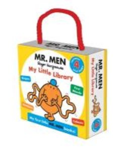 Mr Men My Little Library