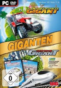 Landwirtschafts Gigant + Bahn Gigant Pack
