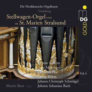 Norddt.Orgelkunst Vol.4-Lüneburg