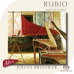 Rubio Harpsichords Sa-CD