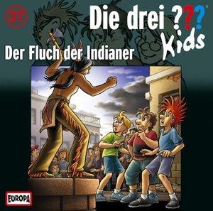 Die drei ??? Kids 37. Der Fluch der Indianer (drei Fragezeichen)