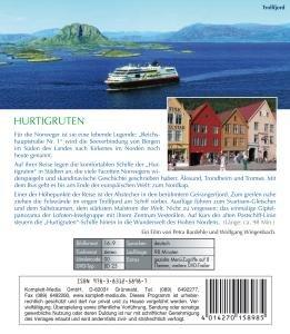 Hurtigruten-Entlang Norwegens Küste