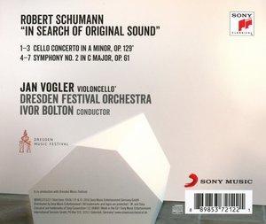 Cello Concerto op.129 & Sinfonie 2