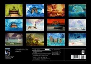 Surrealistische Welten (Posterbuch DIN A3 quer)