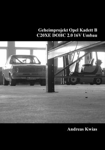 Geheimprojekt Opel Kadett B
