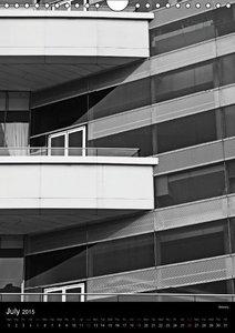 MY HONG KONG Architecture (Wall Calendar 2015 DIN A4 Portrait)