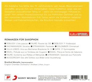 KulturSPIEGEL: Die besten guten-Romanzen Saxophone