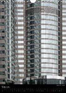 MY HONG KONG Architecture (Wall Calendar 2015 DIN A4 Portrait)