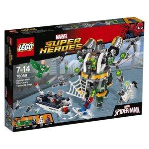 Lego 76059 Marvel SH-Spider-Man: Doc Ocks Tentakelfalle