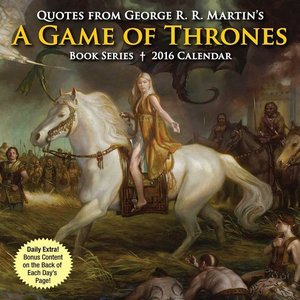 Quotes from George R. R. Martin's a Game of Thrones Book Series