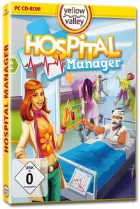 Yellow Valley: Hospital Manager (Klick-Management-Spiel)