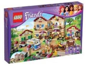 LEGO® Friends 3185 - Großer Reiterhof