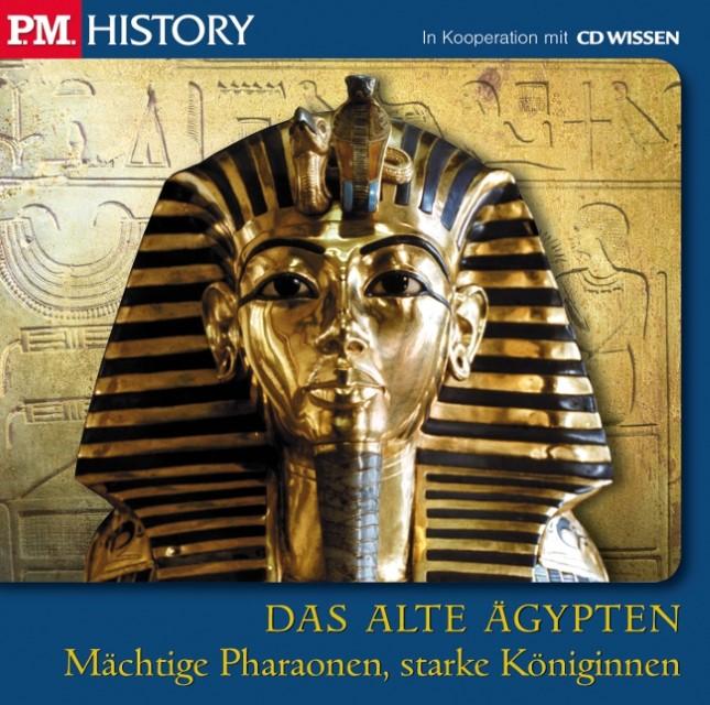 Mächtige Pharaonen,Starke Königinn - zum Schließen ins Bild klicken