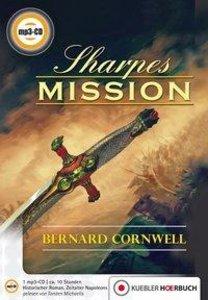 Richard Sharpe 07. Sharpes Mission