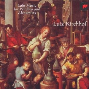 WITCHES &ALCHEMISTS-LUTE MUSIC