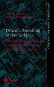 Dynamic Modelling of Gas Turbines