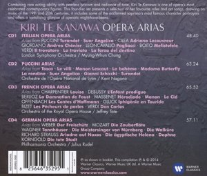 Kiri Te Kanawa-Opernarien